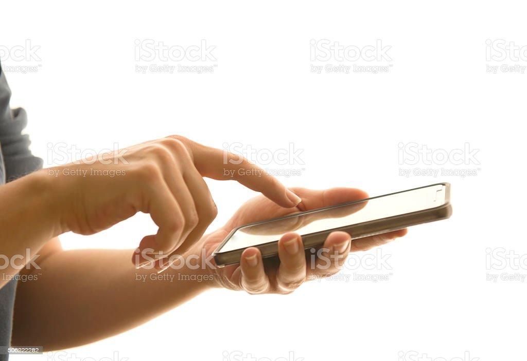 Mobil Phone stock photo