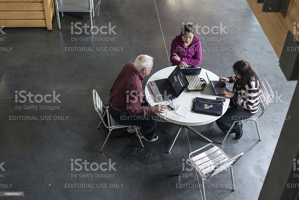Mobile Computing royalty-free stock photo