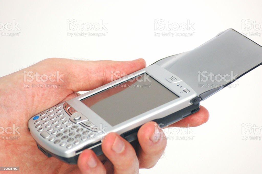 Mobile Computing. royalty-free stock photo