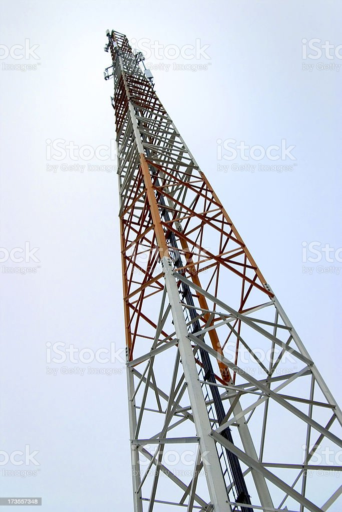 mobile network royalty-free stock photo