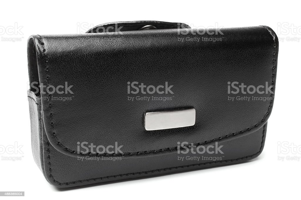 Mobile phone case stock photo
