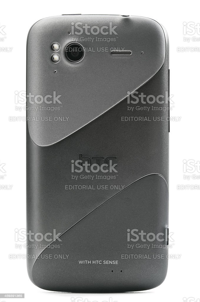 HTC Mobile phone royalty-free stock photo