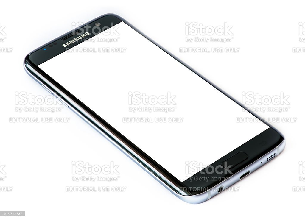 Mobile phone. stock photo