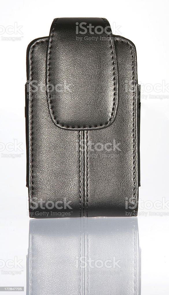 Mobile Phone pouch ( Cell Phone) royalty-free stock photo