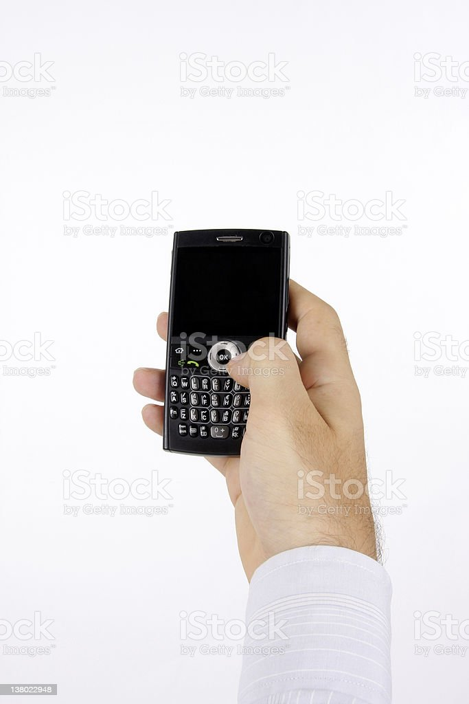 Mobile Phone Series royalty-free stock photo
