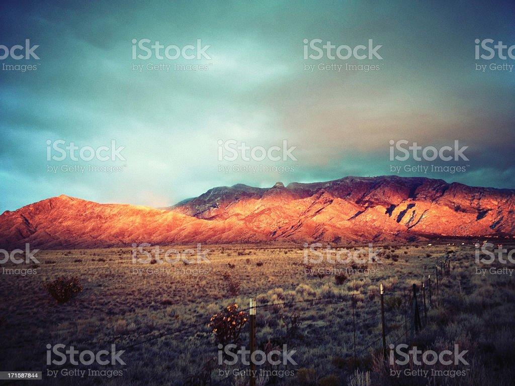 mobilestock landscape mountain sunset stock photo