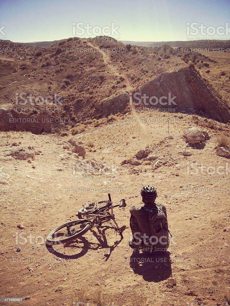 mobilestock mountain biking royalty-free stock photo