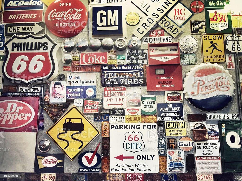 mobilestock road trip americana royalty-free stock photo