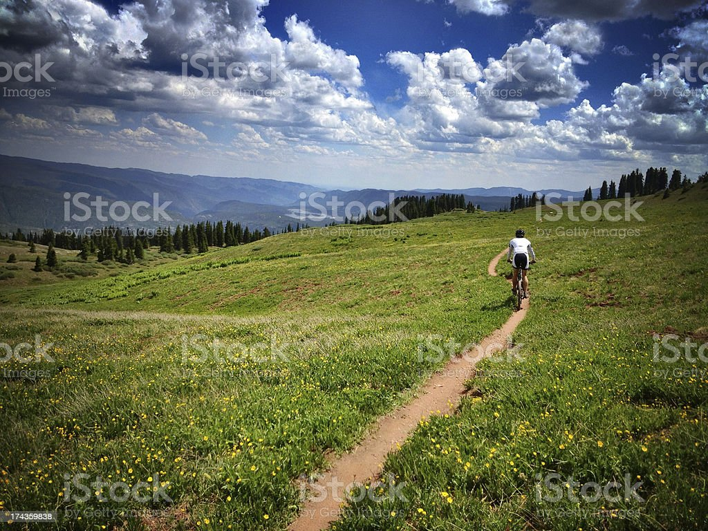 mobilestock rocky mountain adventure stock photo