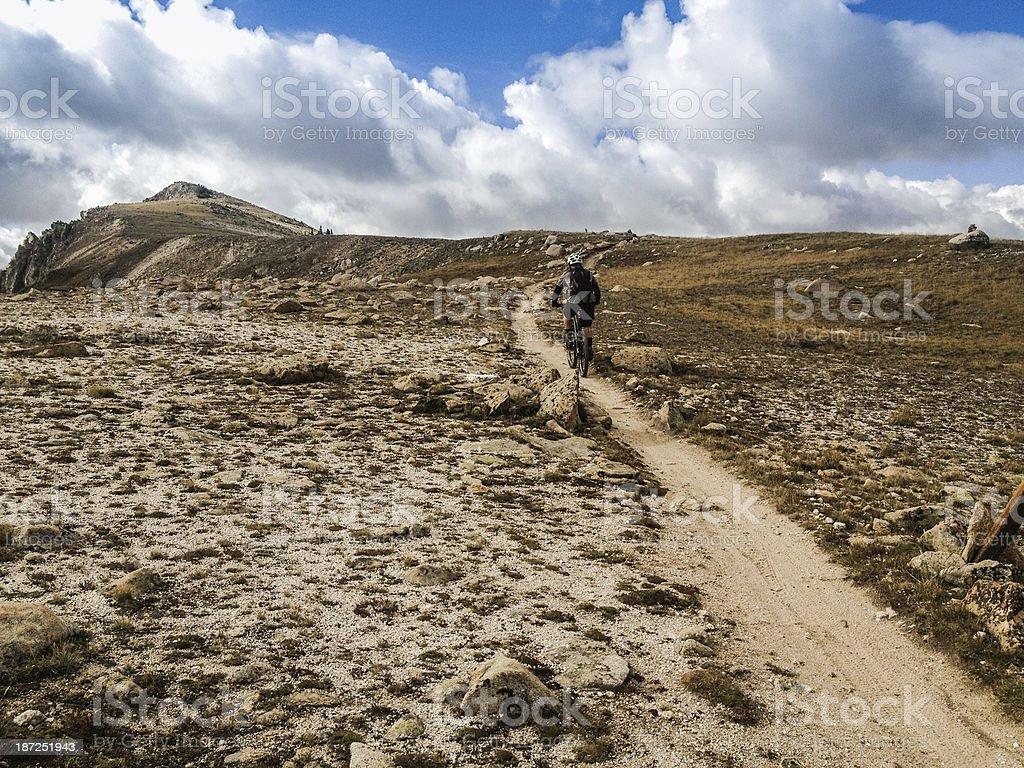 mobilestock rocky mountain biking landscape royalty-free stock photo