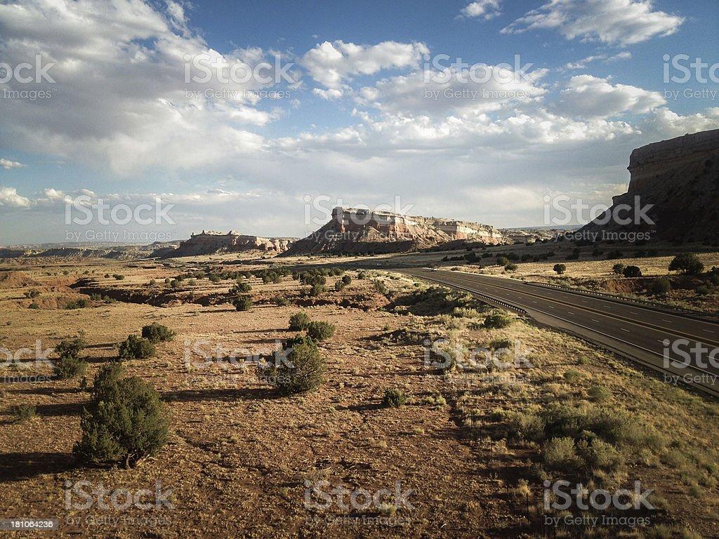 mobilestock southwest landscape road trip stock photo