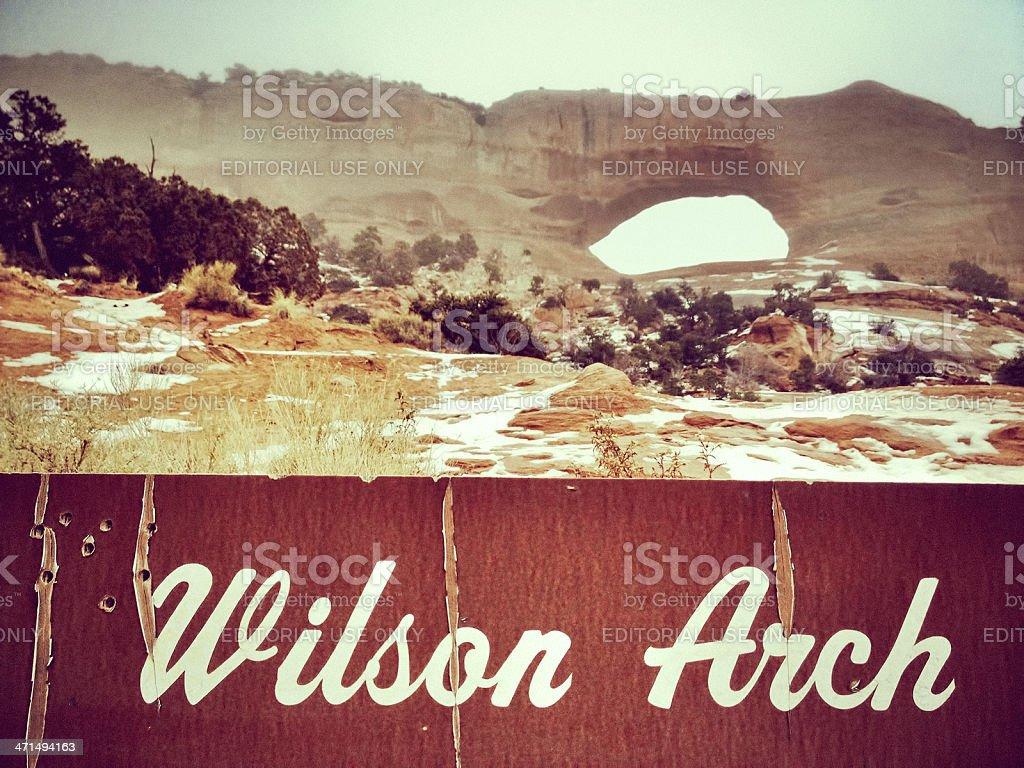 mobilestock wilson arch stock photo
