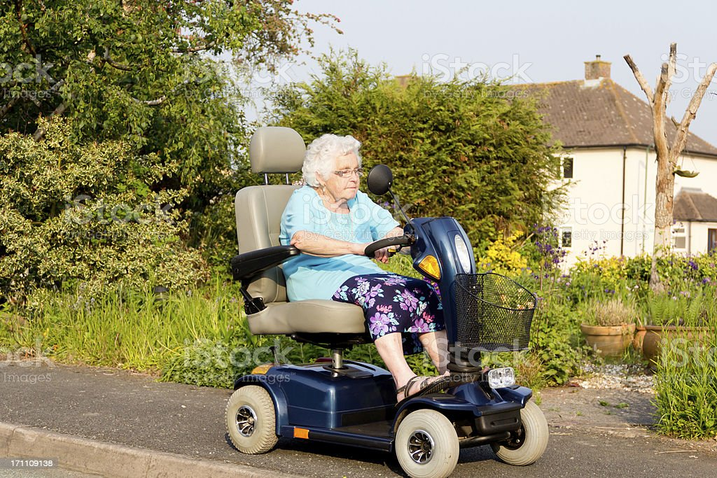 Mobility. stock photo