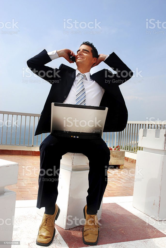 Mobility royalty-free stock photo