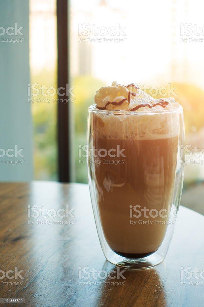 Mocca Coffee stock photo