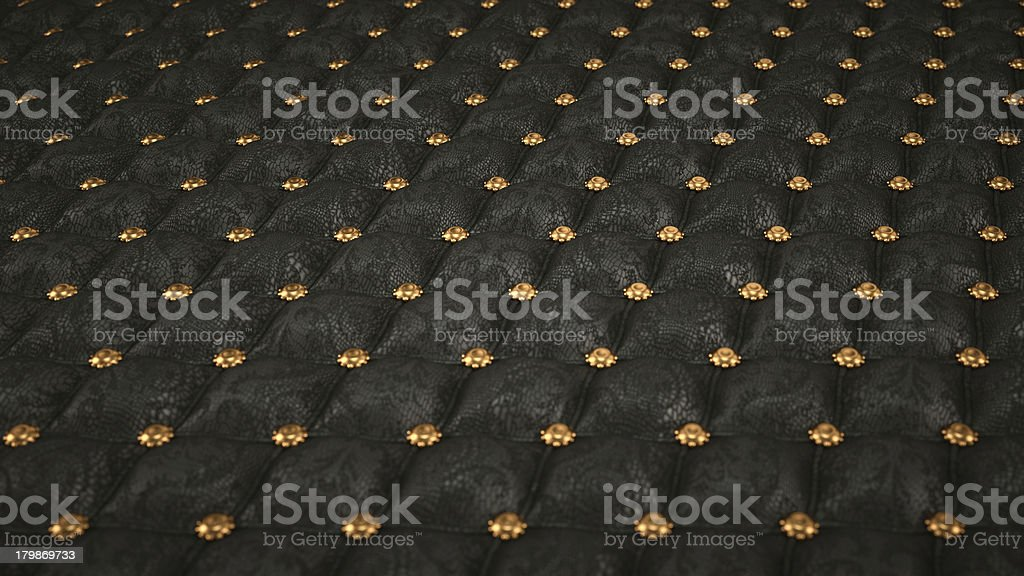 Mock Croc background with pattern and buttons royalty-free stock photo
