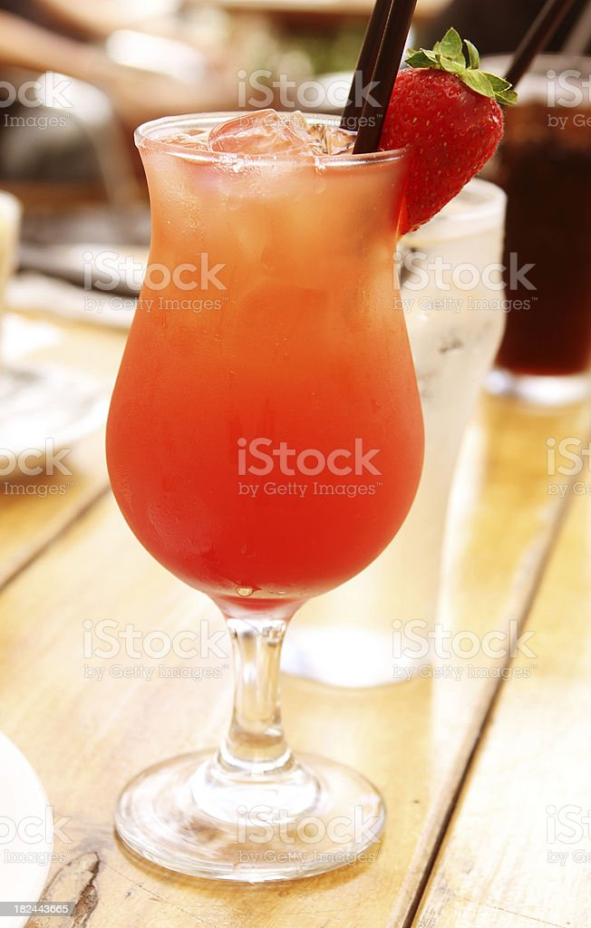 Mocktail royalty-free stock photo