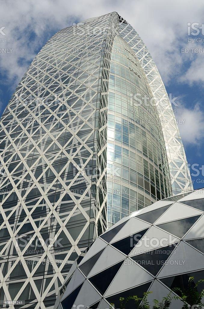 Mode Gakuen Cocoon Tower stock photo