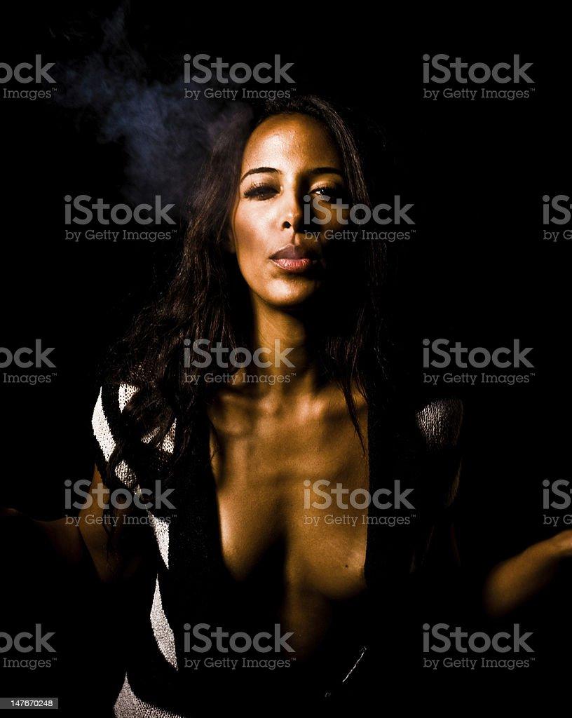 Model stock photo