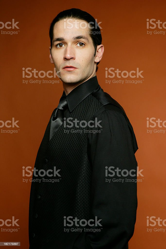 Model royalty-free stock photo