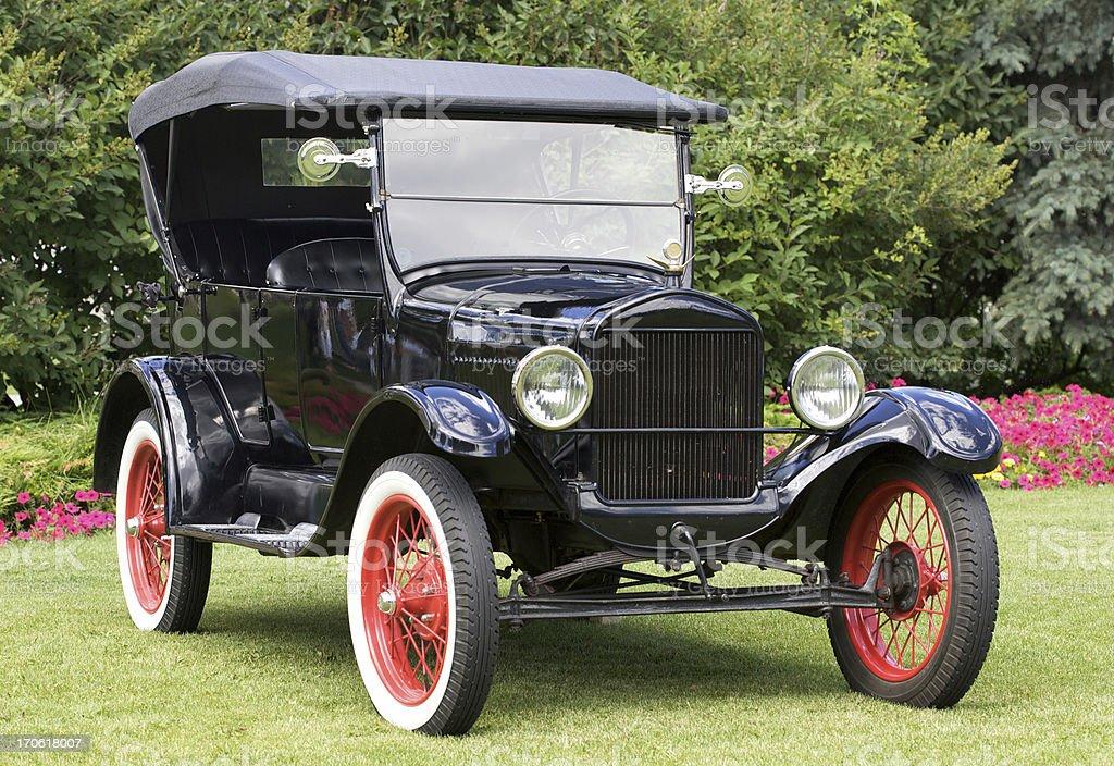 Model T Car stock photo
