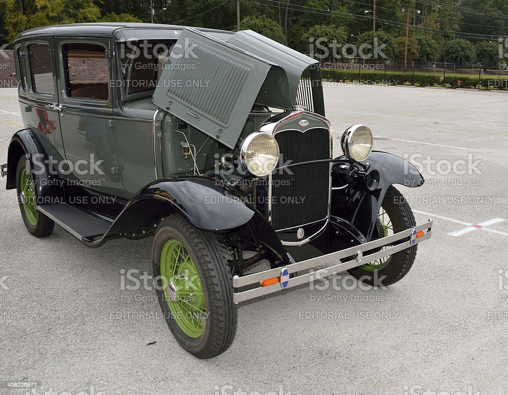 Model T Ford stock photo