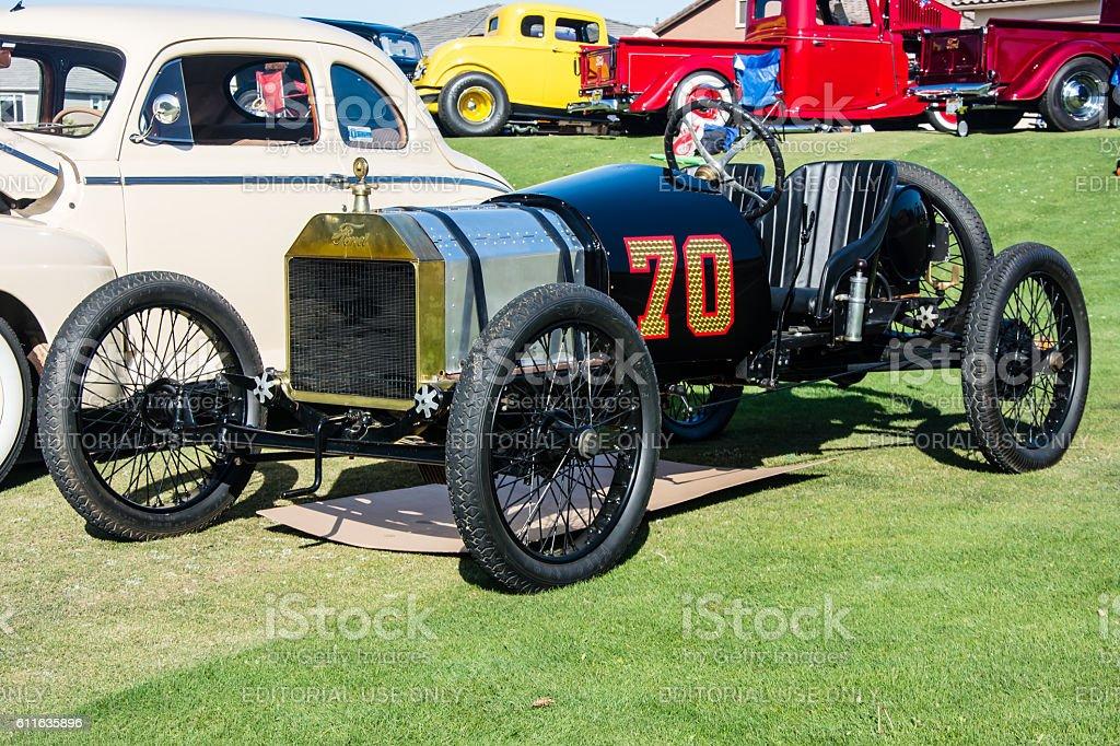 Model T Racer stock photo