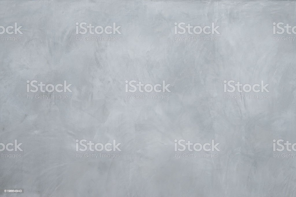 Modeled Grey Stucco Wall Background stock photo