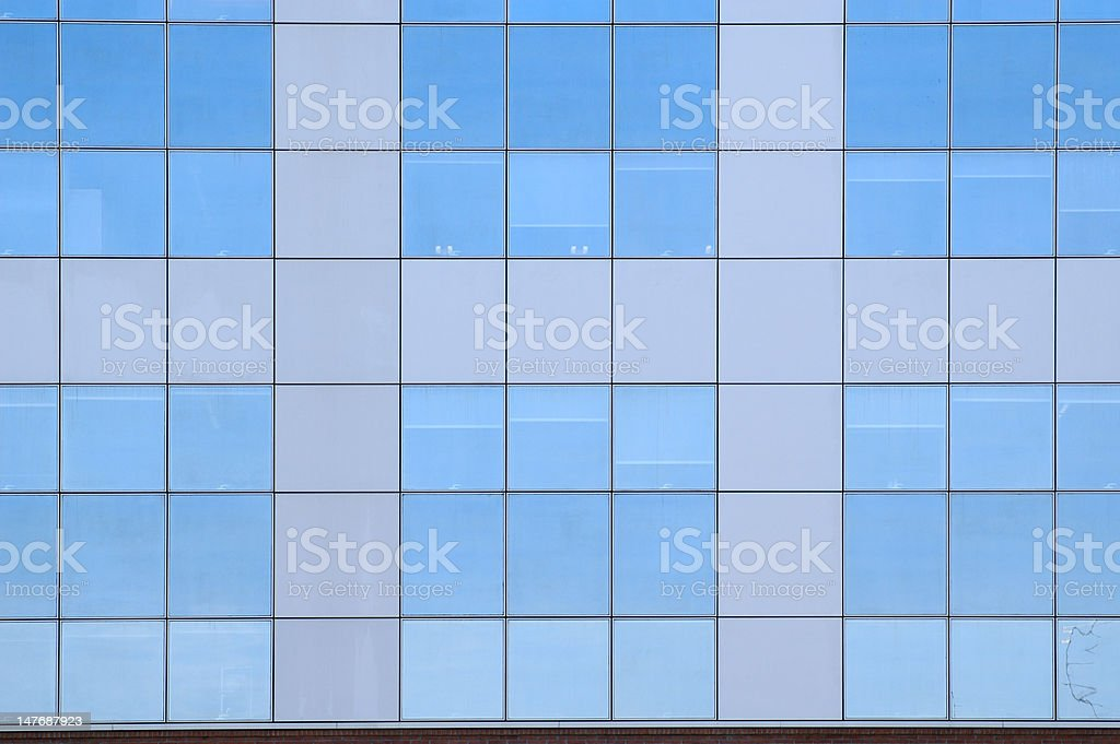 Moden building face royalty-free stock photo
