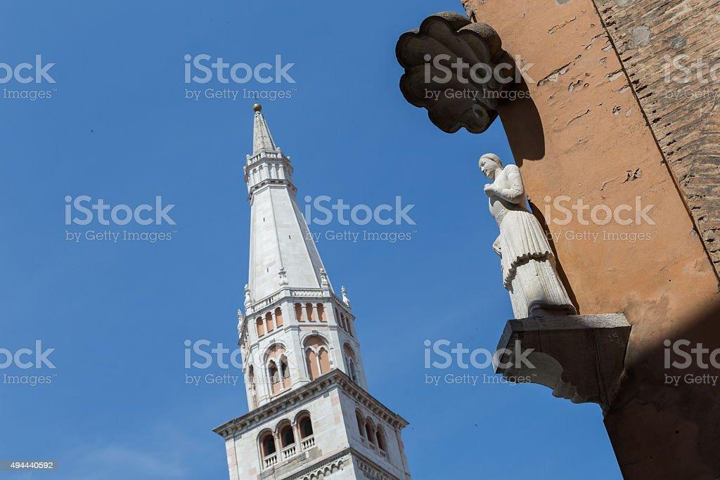 Modena symbol stock photo