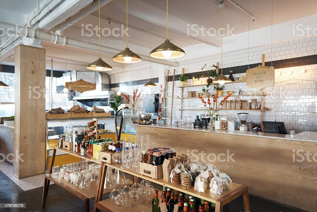 Modern and trendy stock photo