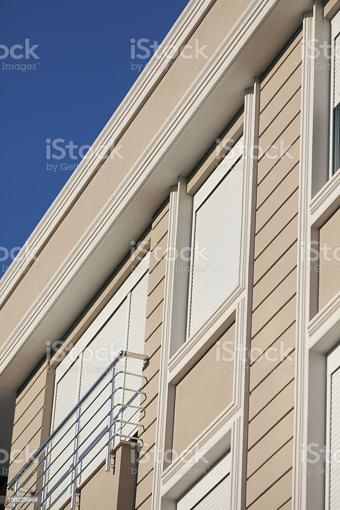 Modern Apartment Details stock photo