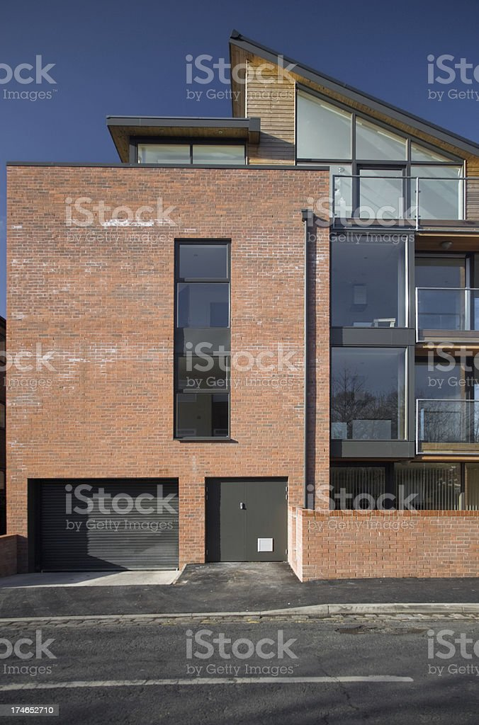 Modern Apartments-Click for related royalty-free stock photo