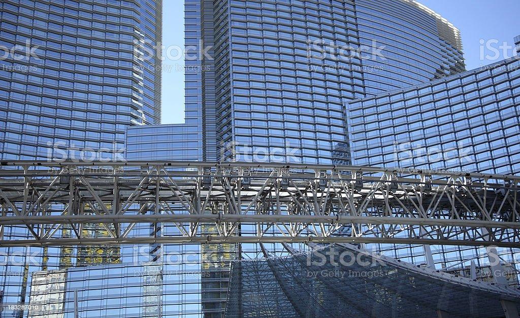 modern architect royalty-free stock photo