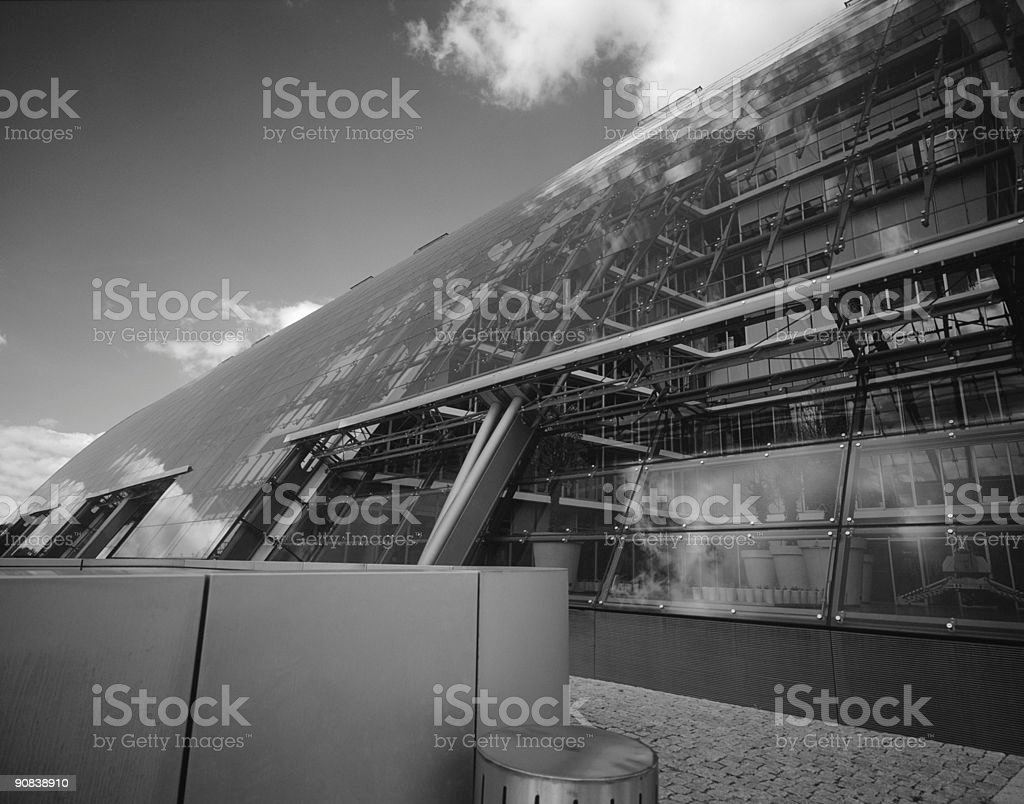 modern architecture 13 royalty-free stock photo