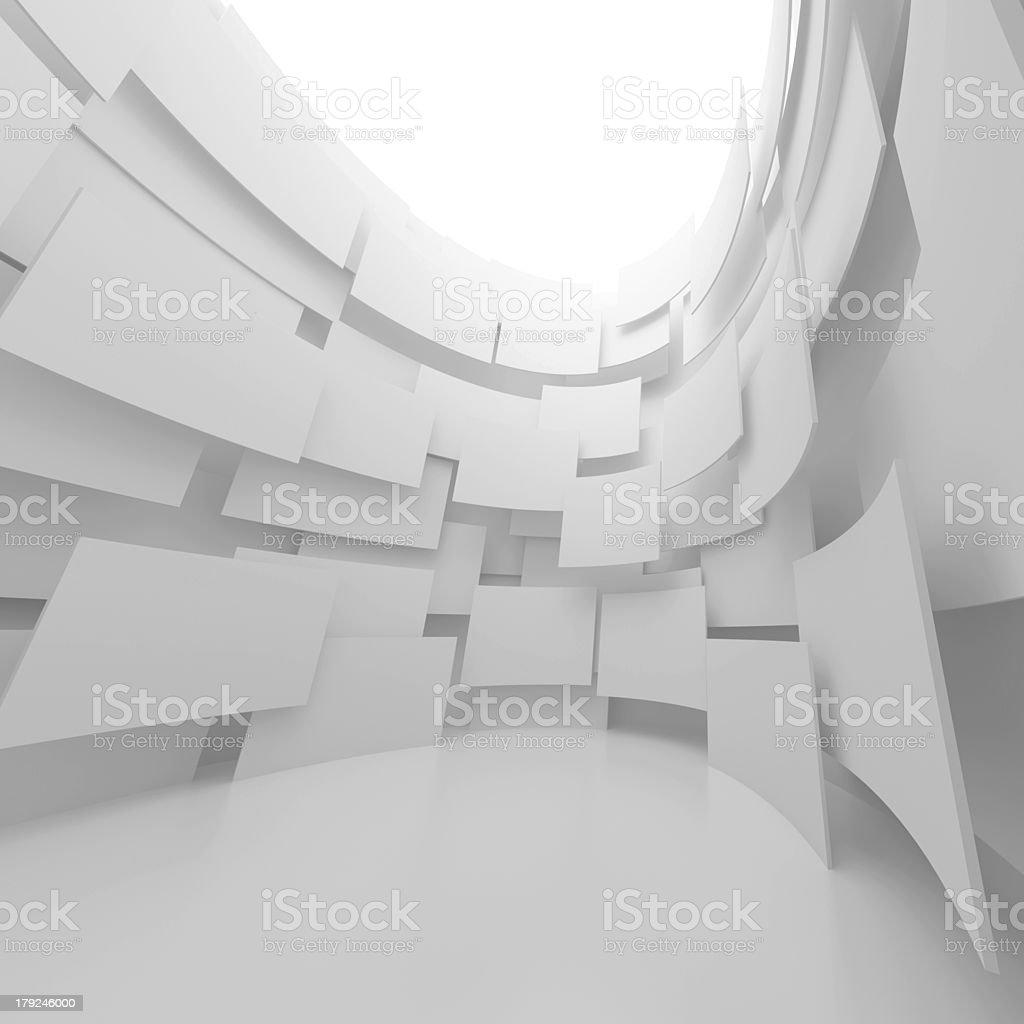 Modern Architecture Design royalty-free stock photo