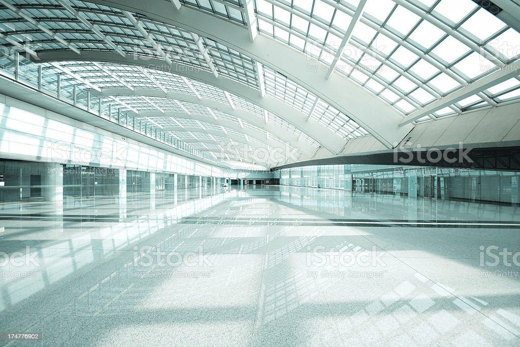 Modern Architecture Interior stock photo