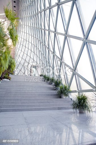 Modern Architecture Library modern architecture library stock photo 481558869 | istock