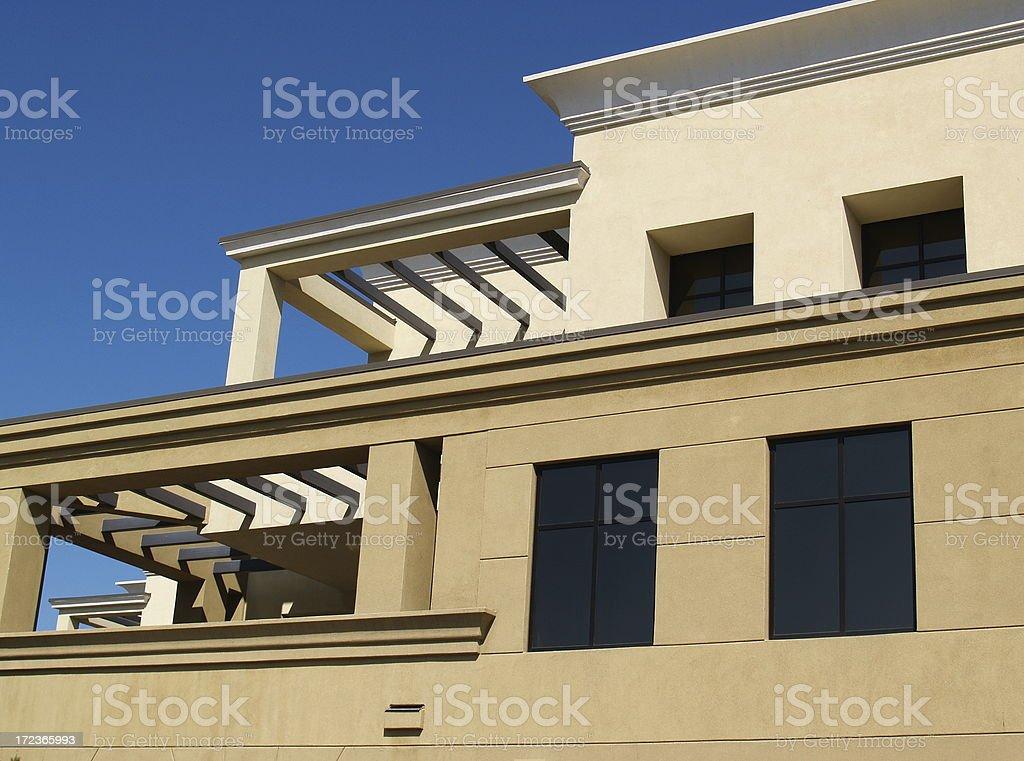 Modern Architecture Stlye stock photo