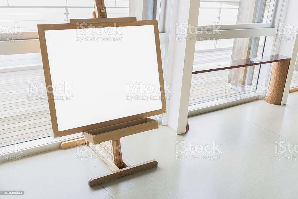 Modern Art Classroom royalty-free stock photo