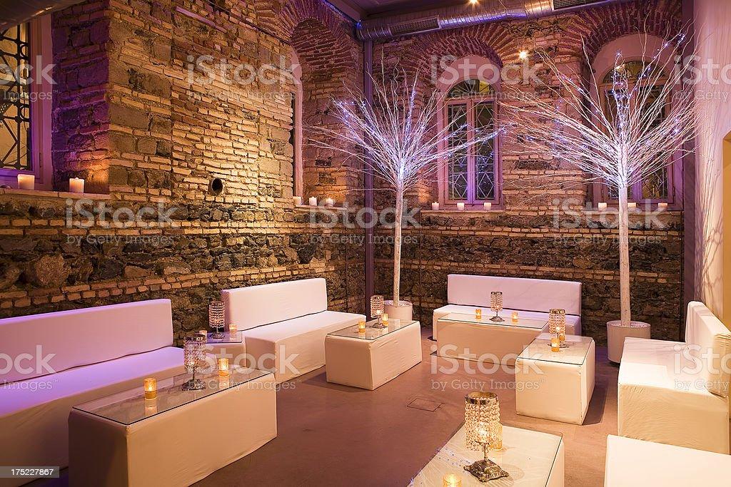 Modern Bar royalty-free stock photo