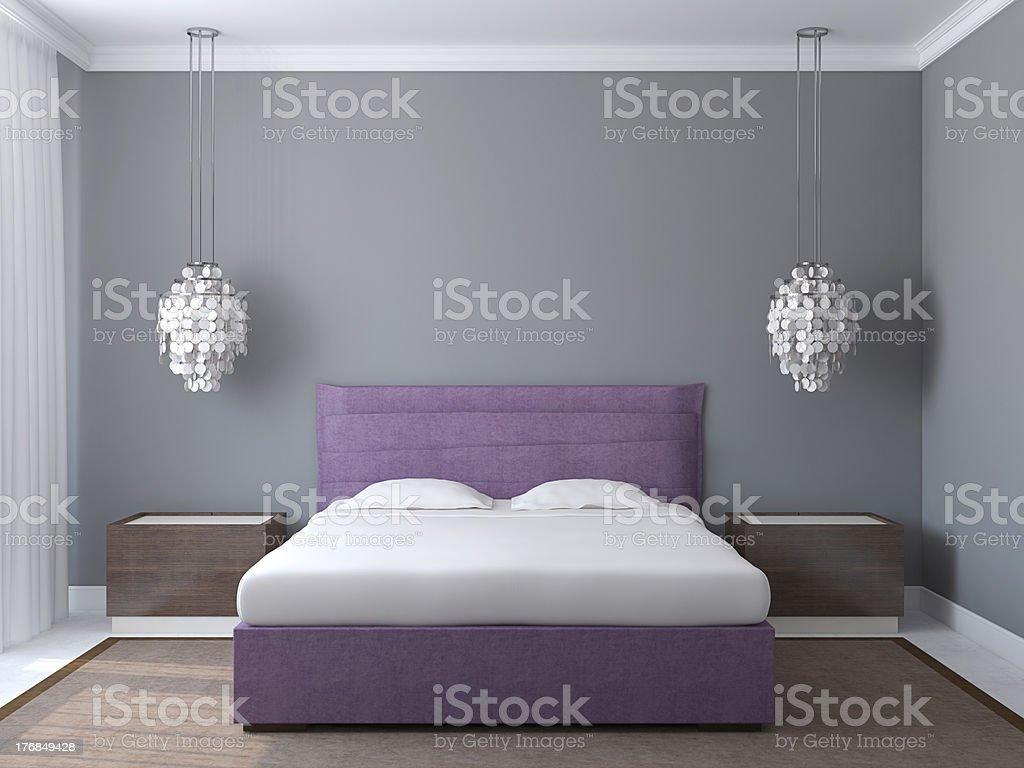 Modern Bedroom Interior Modern Bedroom Interior Stock Photo 176849428 Istock