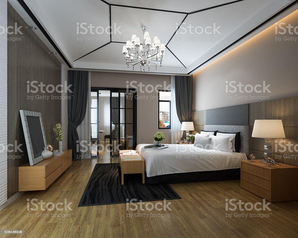 Modernes Schlafzimmer Interieur Reise ~ Interieur- und Wohndesign-Ideen