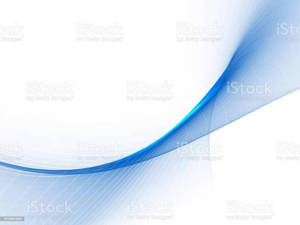 Modern Blue Background stock photo