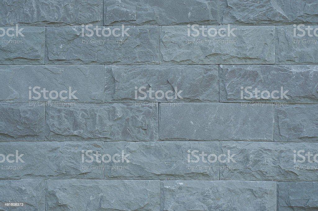 Modern brick wall. stock photo