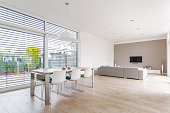 Modern bright Dining-Room