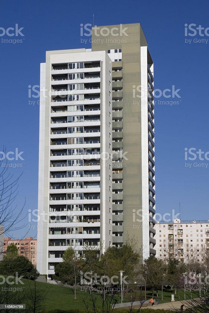 Modern building 04 royalty-free stock photo