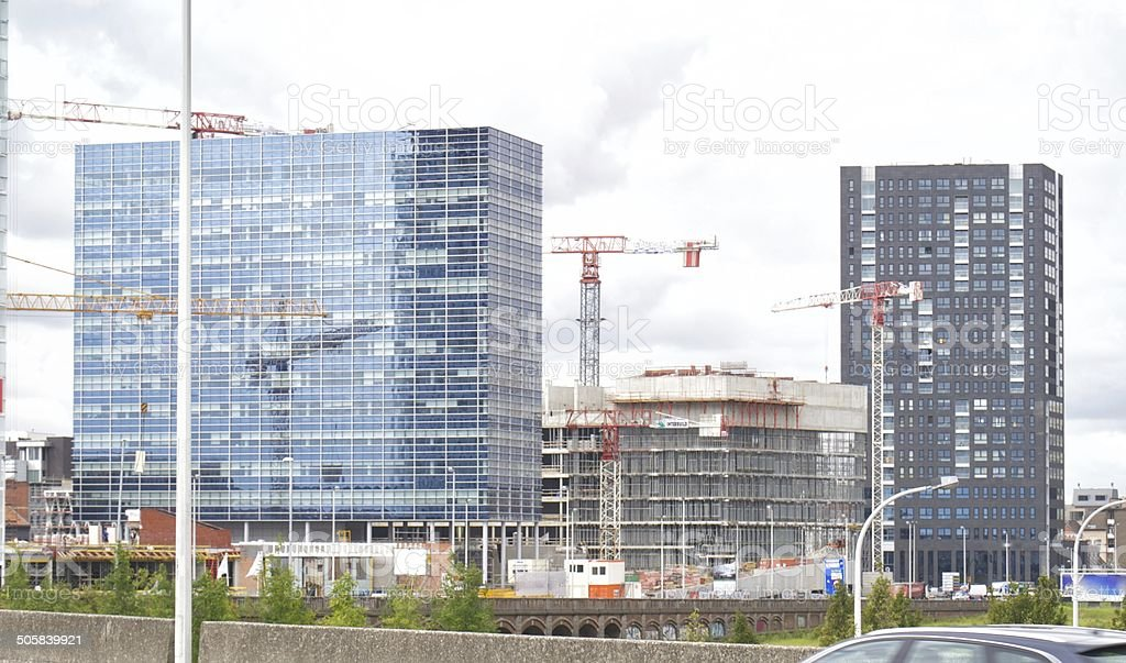 modern building building royalty-free stock photo