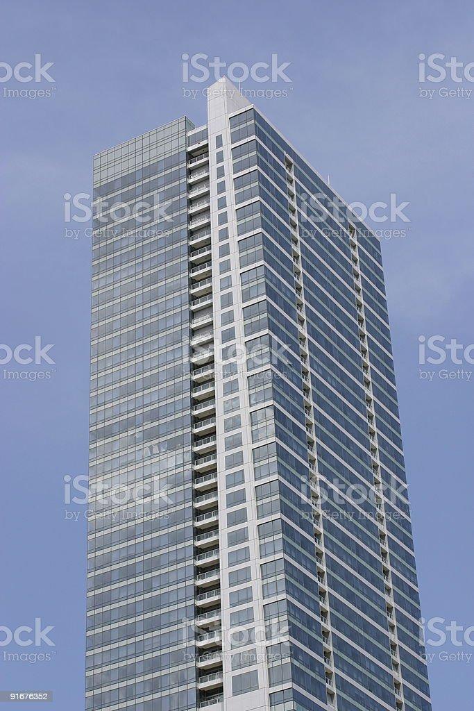 Moderne Gebäude in Miami Lizenzfreies stock-foto