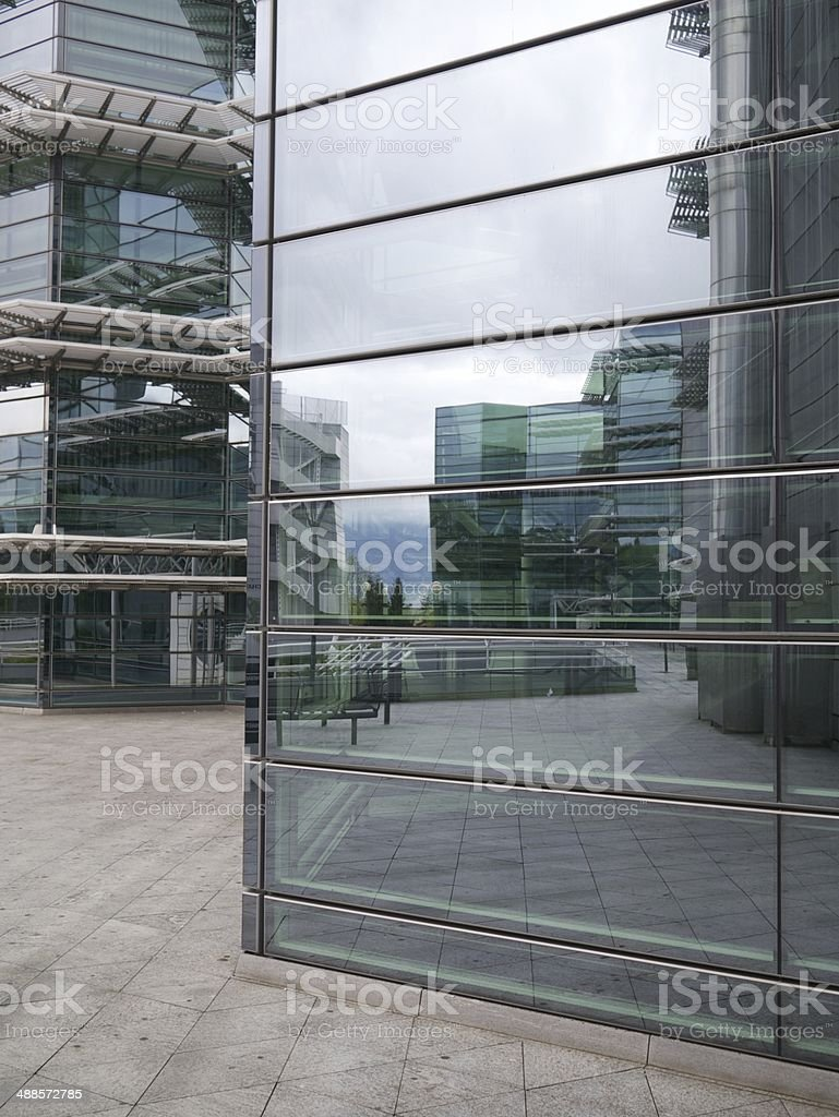 modern building office royalty-free stock photo